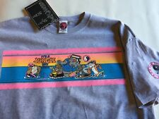 80's T&C Surf Designs T-shirt Men's  X Large Heather Gray
