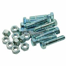 Set of 10 Snow Blower Thrower Shear Pins & Nuts MTD 910-0890A 710-0890A 710-0890