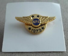 Vintage ( NPA ) National Pilots Association Tie Tac From 1973 / NOS Pin