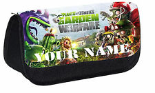 Personalised Custom Unofficial Plants VS Zombies Garden Warfare   Pencil Case
