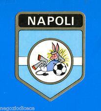 CALCIATORI PANINI 1972-73-Figurina-Sticker n. 225 - SCUDETTO - NAPOLI -Rec