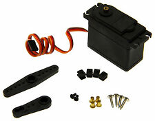RC Servo mit Metallgetriebe 30kg Metall Gear Lenkservo MTDS019M 1:5 1:6 1:7 1:8