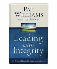 Leading with Integrity : The 28 Essential Leadership Strategies of Solomon by...