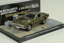Movie James Bond Aston Martin DBS / On her majestys secret service 1:43 Ixo