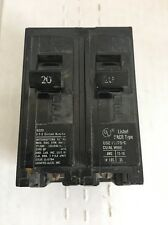 ITE Siemens 20 Amp Double-Pole Type QP Circuit Breaker Q220