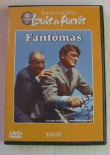 DVD FANTOMAS - Louis DE FUNES / Jean MARAIS - André HUNEBELLE