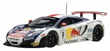 81342 McLaren MP4-12C GT3 Red Bull 2013 Nr 9  1:18 Autoart
