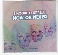 (GF110) Smoove + Turrell, Now Or Never - DJ CD