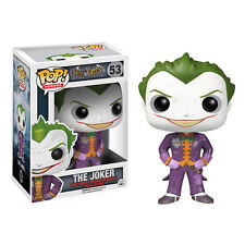 DC Comics Batman Arkham Asylum FUNKO POP Figurine Joker 9 cm