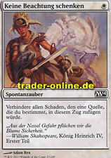 4x Keine Beachtung schenken (Pay No Heed) Magic 2014 M14 Magic