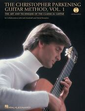 The Christopher Parkening Guitar Method - Volume 1: The Art and Technique of the