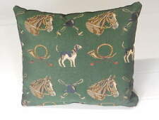 Horse Tapestry Pillow