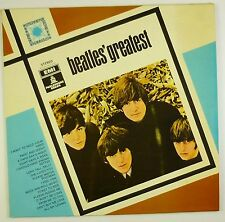 """12"""" LP - The Beatles - Beatles' Greatest - B1049 - washed & cleaned"""