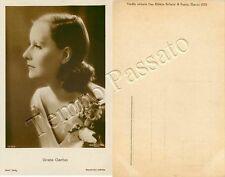 Greta Garbo (Stoccolma, 18 settembre 1905 - New York, 15 aprile 1990)
