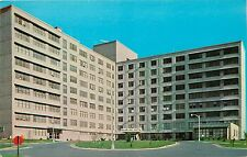 Ireland Army Hospital Fort Knox Kentucky completed 1957 Military Postcard