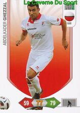 ABDELKADER GHEZZAL ALGERIA  AS.BARI CARD CALCIATORI ADRENALYN PANINI 2011