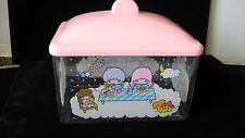 Sanrio LITTLE TWIN STARS PANTRY  1976 VINTAGE COLLECTIBLE