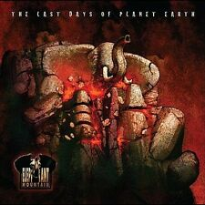 The  Last Days of Planet Earth by Elephant Mountain (CD, Sep-2010, CD Baby...