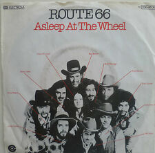 "7"" 1978 RARE ! ASLEEP AT THE WHEEL : Route 66 /VG+"