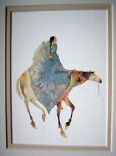 """Rebirth by Carol Grigg - 8x10"""" Double Matted - New"""