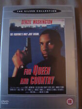For Queen And Country - Denzel Washington, Amanda Redman