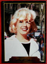 """Sports Time Inc."" MARILYN MONROE Card # 122 individual card, issued in 1995"