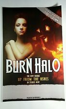 BURN HALO UP FROM THE ASHES PHOTO PHOTO 11x17 MUSIC POSTER