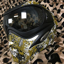 NEW V-Force Grill Thermal Anti-Fog Paintball Mask Goggle - SE Eagle Eye