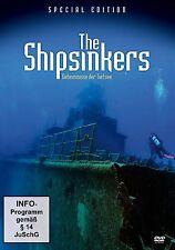 Geheimnisse der Tiefsee  Tauchen in versunkenen Schiffen Neu und OVP