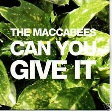 (253S) The Maccabees, Can You Give It - DJ CD