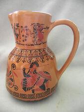 Alter Krug Vase Wasserkanne Kanne Tonkanne Milchtopf Milchkanne Blumenvase
