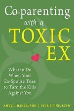 Co-parenting with a Toxic Ex: What to Do When Your Ex-Spouse Tries to Turn the K