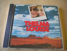 OST Thelma & Louise CD 1991 rock electronic Sexton Childs BB King Zimmer Frey
