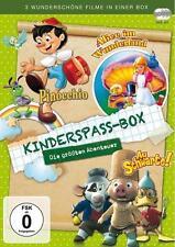 Kinderspaß Box - Die größten Abenteuer [3 DVD Set] Neu!