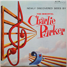Charlie Parker Newly Discovered Sides on Savoy - Japan LP NM