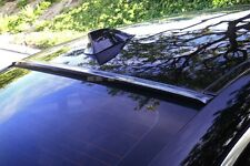 Fit 2003-2006 INFINITI G35 4D Sedan Carbon Look Rear Window Roof Spoiler 04 05