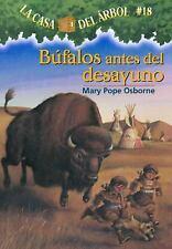 La casa del árbol # 18 Búfalos antes del desayuno / Buffalo Before Breakfast (S