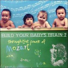 Build your baby's brain through the power of Mozart (CD, May-1999, Sony...