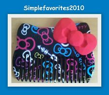 "Sephora  6"" X 5"" Hello Kitty Jumbo Comb Pop Tokyo Wide Tooth Sanrio Limited Ed"