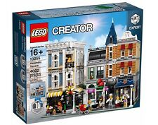 **NEW** Lego Creator 10255 Assembly Square Modular 10th Anniversary Set