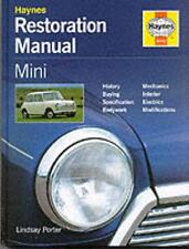 Mini Restoration Manual (Haynes Resto Series) (Hardcover), Porter. 9781859604403