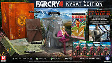 Coffret Collector XBOX ONE limited ♦ Far Cry 4 KYRAT Edition limitée 100% NEUF