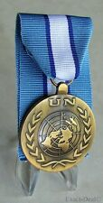 UN United Nations UNFICYP - Peacekeeping Force in Cyprus 1964  Full Size Medal