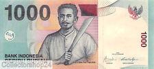 Indonesia 1000 Rupiah 2009/2000 Unc Pn 147a
