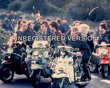 """Quadrophenia The Movie The Mods 10"""" x 8"""" Photograph no 72"""
