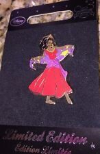 Disney Pin Store Uk Hunchback Of Notre Dam Esmeralda Le 400 Red Dress