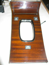 1998 - 2004 Cadillac Seville Shifter Shift Console bezel - Trim Wood -Fr. ship