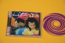 CD (NO LP ) ORIG  1999 CON LIBRETTO: LITFIBA INFINITO TOP