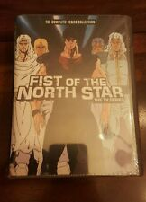 FIST OF THE NORTH STAR COMPLETE TV SERIES COLLECTION New Sealed 21 DVD Set Anime