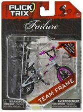 FLICK TRIX FINGER BIKE BMX Failure TEAM FRAME